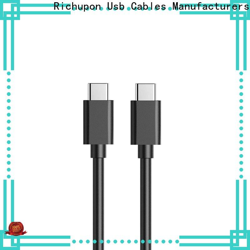 Richupon Latest micro usb to usb c cable factory for data transfer