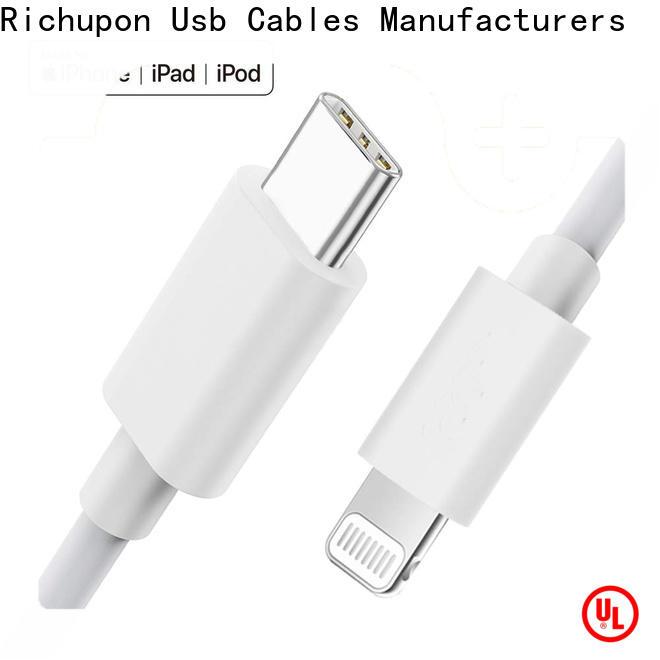 Richupon Wholesale usb c cord company for monitor