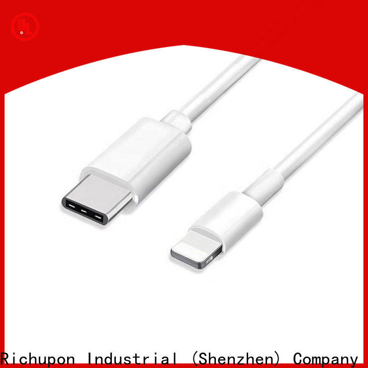 Richupon High-quality soft usb cable company for data transfer