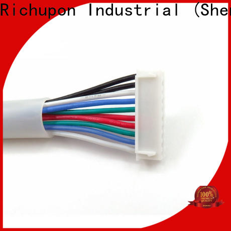Richupon Top custom cable assembly manufacturers company for appliance