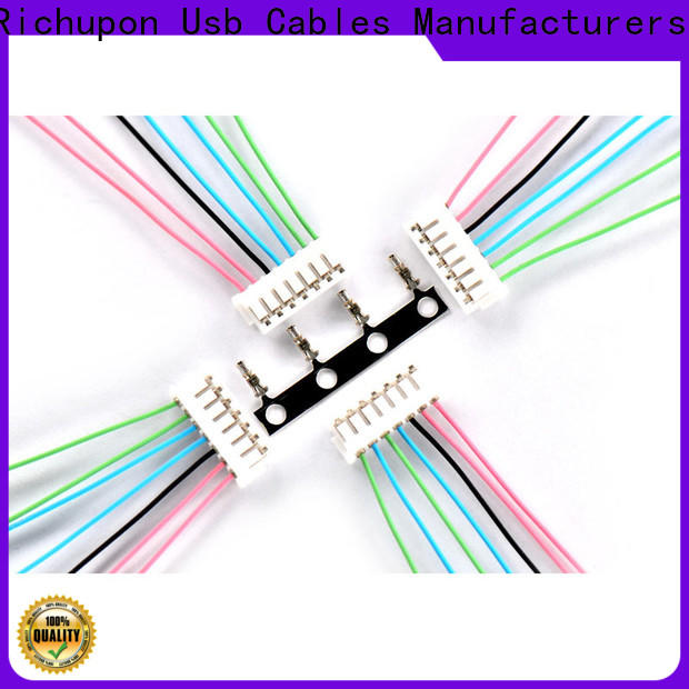 Richupon High-quality electrical wire harness factory for home