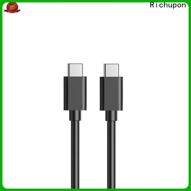 Richupon cord custom usb c cable for business for power bank