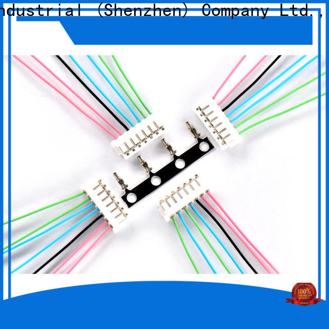 Richupon cable custom wire harness assembly manufacturers for telecommunication