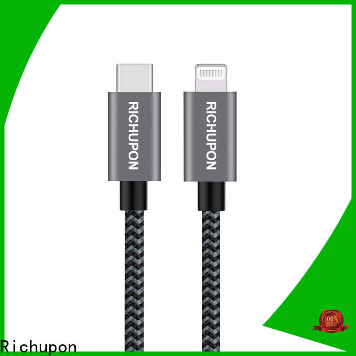 Richupon usb apple lightning cable big w for business for data transmission