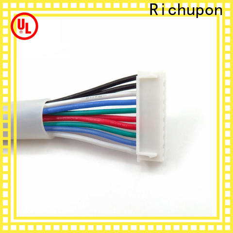 Richupon New harness cable connector factory for automotive