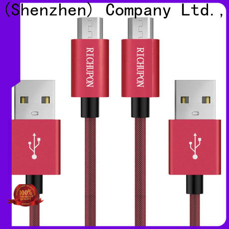 Richupon Latest vga to micro usb cable supply for video transfer