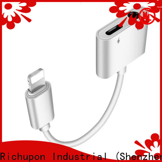 Richupon Wholesale usb c female to micro usb male OTG supply for iPhone