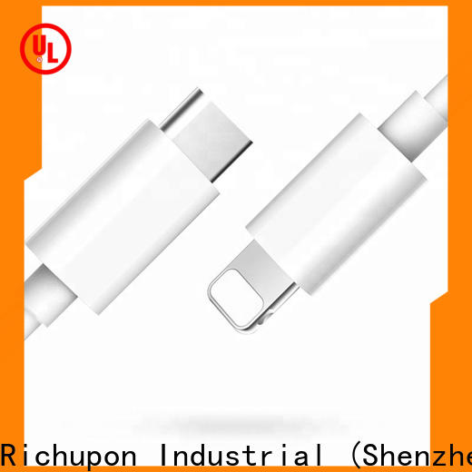 Richupon iphone apple black lightning cable for business for apple