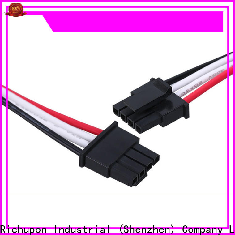 New electri cable assemblies pitch manufacturers for home
