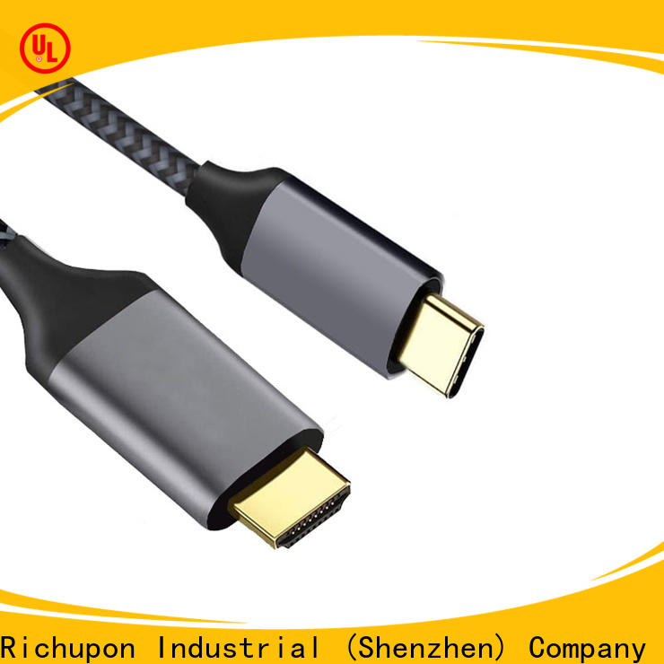 Richupon video usb type c to hdmi cable samsung factory for usb-c