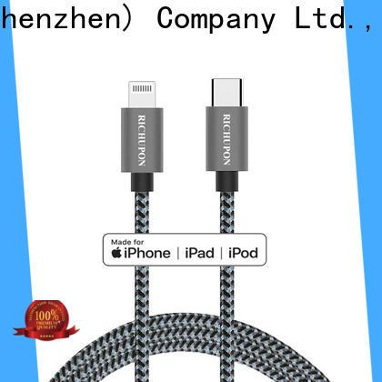 Best target lightning cable nylon factory for apple