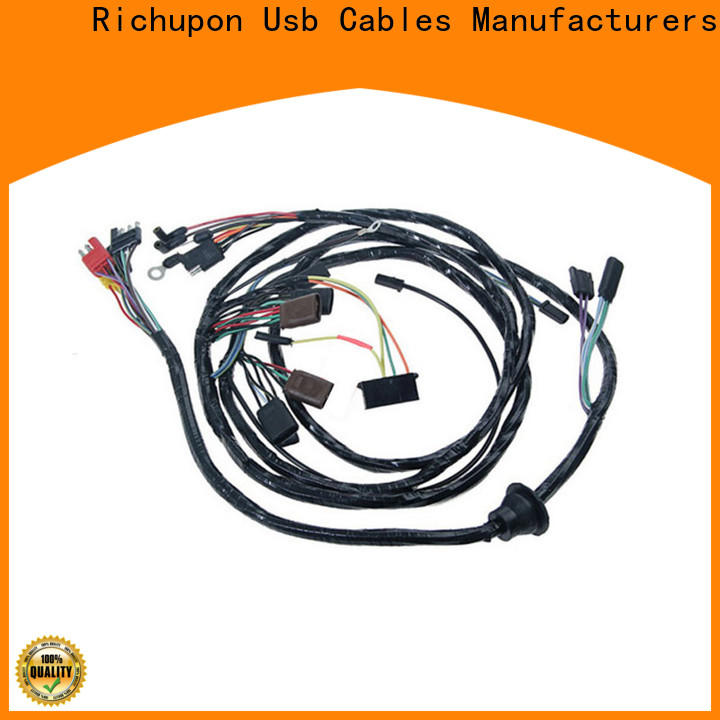 Richupon Best wiring harness connectors and terminals factory for automotive